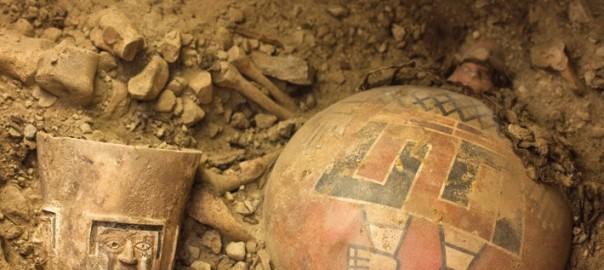 Image du Top 10 des découvertes archéologiques en 2013